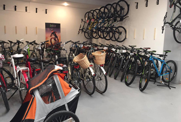 Be-Bike salon rowerowy